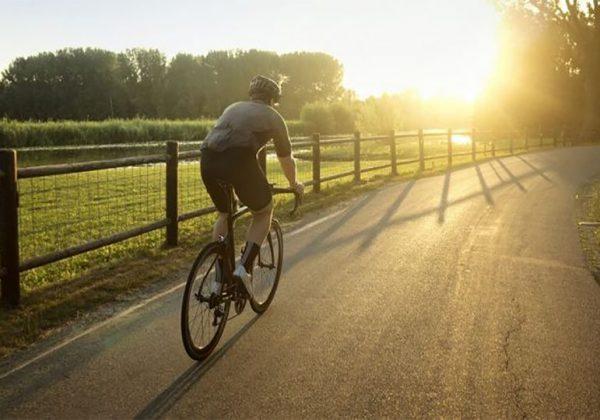 کالری سوزی با دوچرخه